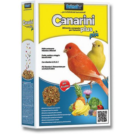 MIX CANARINI PLUS PIU' GR.1000 -