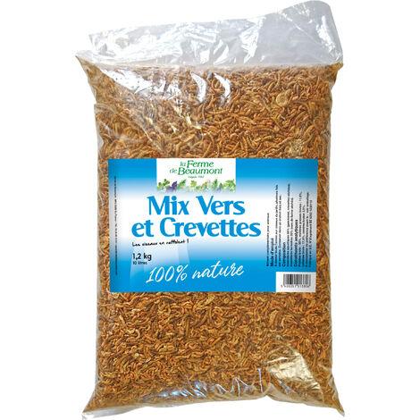 Mix spécial Palmipèdes 10 litres (1,2 kg)