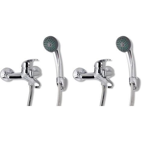 Mixer Showers 2 pcs