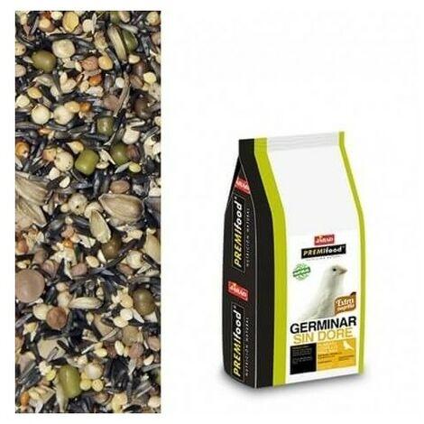Mixtura para germinar sin dore con extra de negrillo PREMIFOOD JARAD 4 kg