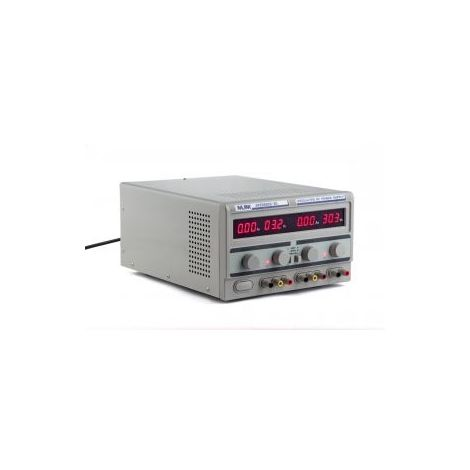 MLINK APS3005S-3D- 30V,5A Fuente Alimentacion Triple Salida regulable con display digital