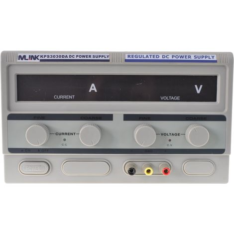 MLINK KPS3030DA - 30V,30A Fuente Alimentacion regulable con display digital