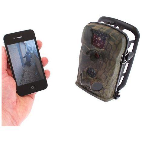 MMS CCTV (portable) & Recording Camera (C60-NV12MMS) [002-0770]