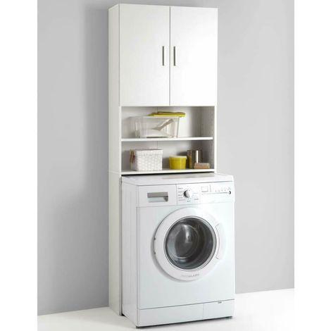 Mobili Per Lavatrici Ad Incasso.Mobile Bagno Da Incasso Per Lavatrice Armadio Bagno Pensile Con