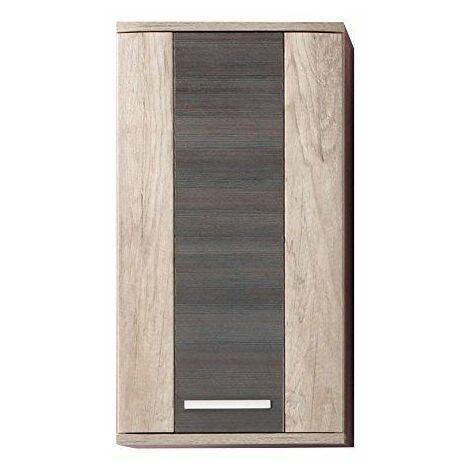 Mobile bagno mobile lavabo specchio bagno effetto legno design ...