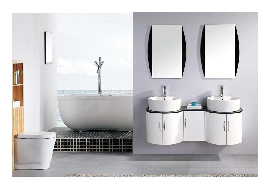 Mobili Bagno Da Sogno : Mobile da bagno con doppio lavabo cm bagno doppio lavabo mobile