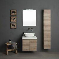 Gruppo mobili per bagno