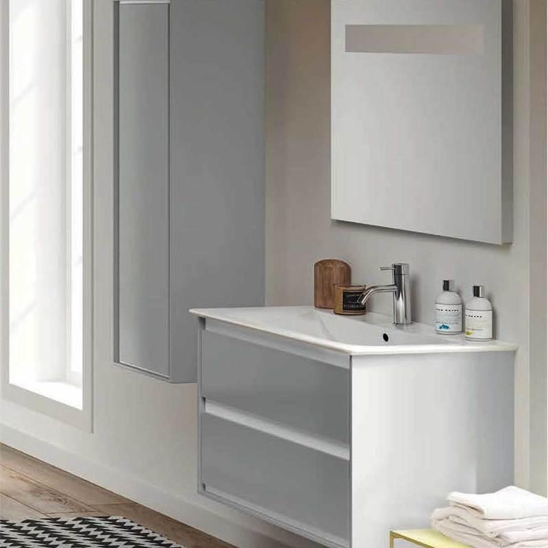 Mobile da bagno sospeso da 100 cm due cassetti Ideal Standard ...