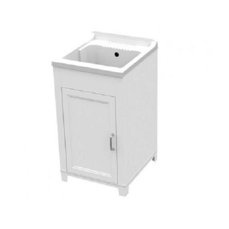 Lavelli Per Esterno In Plastica.Mobile Lavabo Lavello Lavandino In Resina Per Garage O Lavanderia