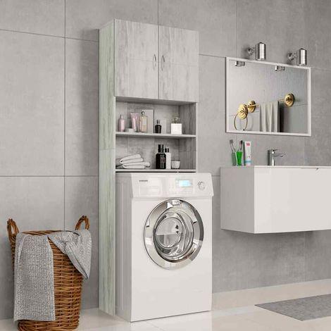 Mobile per lavatrice da incasso asciugatrice armadio bagno ...