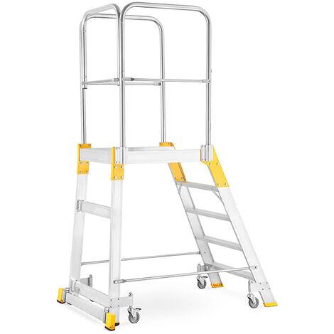 Mobile Plattformtreppe - 9500/R (in verschiedenen Größen erhältlich)
