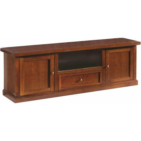 MOBILE TV PORTA TV TINTA NOCE 45 X 160 X 56 PER INTERNO ...