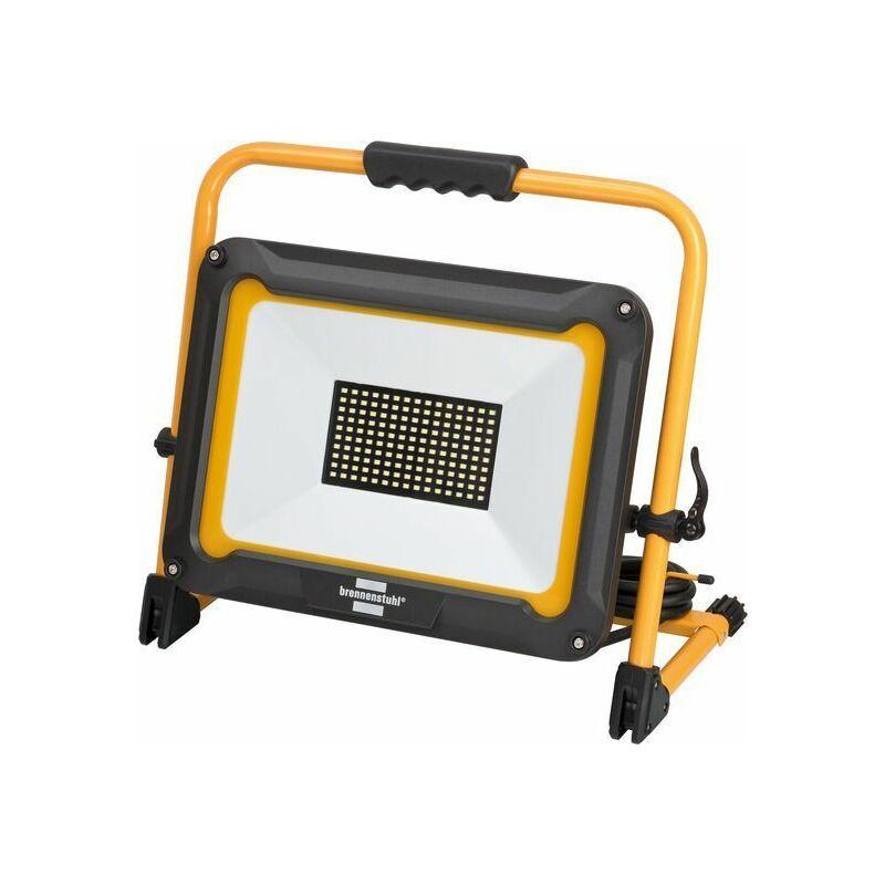 Mobiler LED Strahler JARO 9000 M, LED Arbeitsstrahler IP65, LED Arbeitsleuchte 9310lm, 5m Kabel - 1171250033 - Brennenstuhl