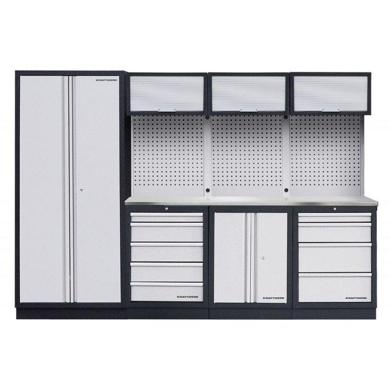 Mobilier d'atelier modulaire 4 élément KRAFTWERK 2493.73
