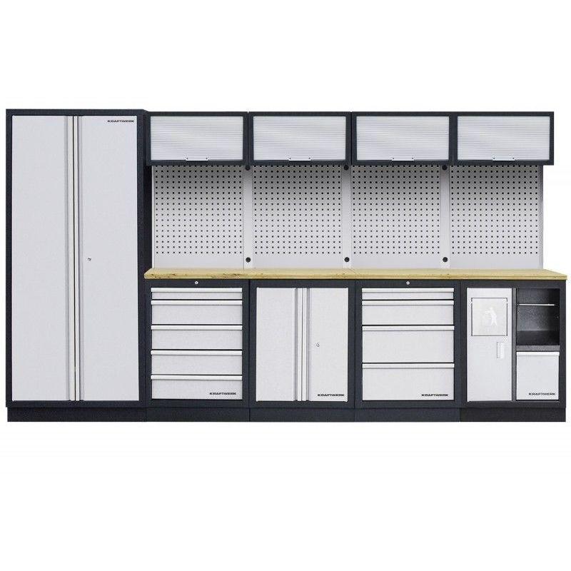Mobilier d'atelier modulaire 5 éléments KRAFTWERK 3223.00