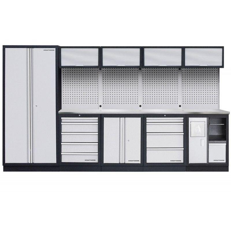 Mobilier d'atelier modulaire 5 éléments KRAFTWERK 3538.93