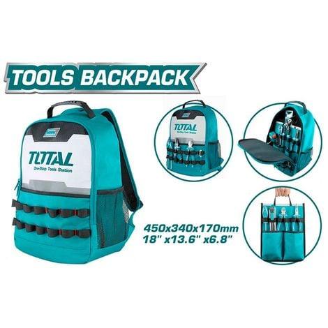 Mochila herramientas Total Tools L34XW17XH45