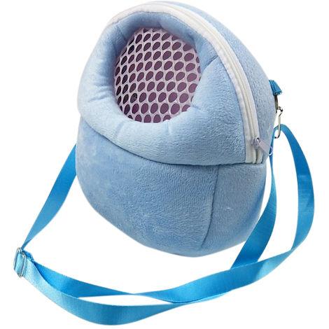 Mochila portatil para llevar Hamster, Azul,S