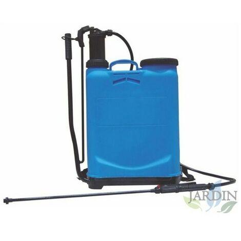 Mochila pulverizadora 16 litros con lanza y asa