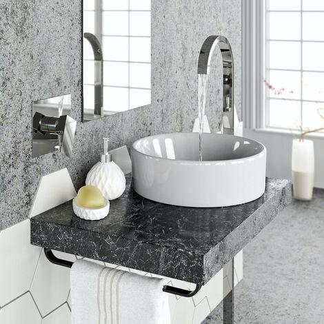Mode Avanzi freestanding basin tap