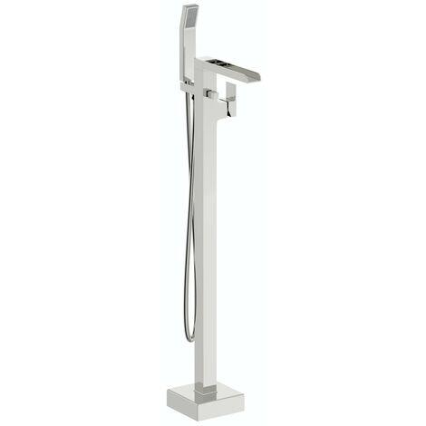 Mode Carter freestanding bath filler tap