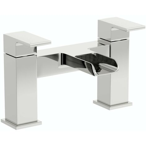 Mode Carter waterfall bath mixer tap