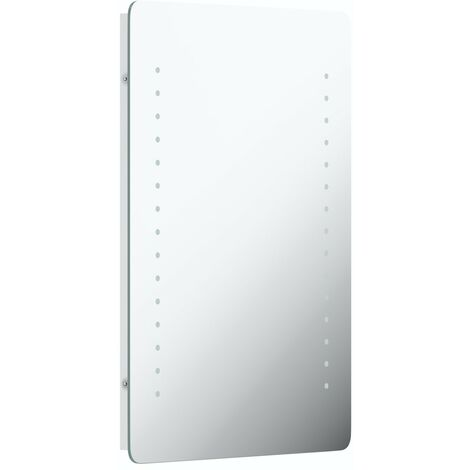Mode Cass LED illuminated mirror 700 x 500mm with demister