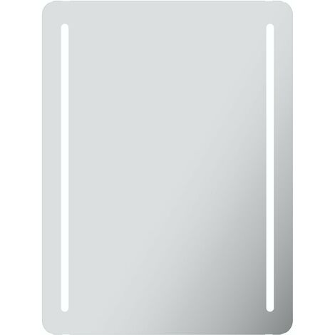 Mode Caylen LED illuminated mirror 800 x 600mm with demister