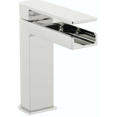 Mode Cooper waterfall basin mixer tap