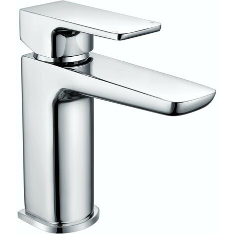 Mode Foster basin mixer tap with waste