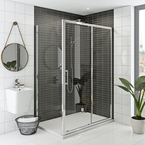 Mode Hardy premium 8mm easy clean shower enclosure 1200 x 800