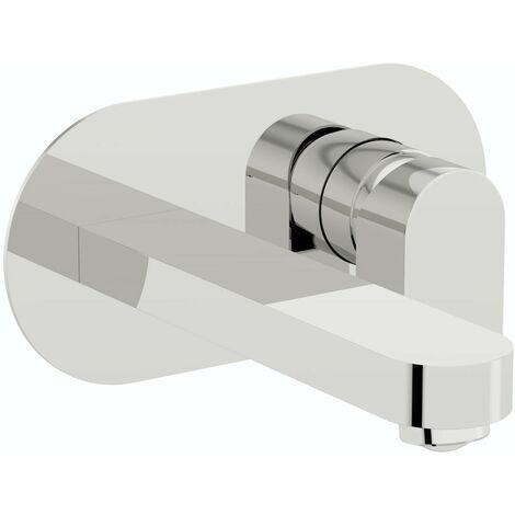 "main image of ""Mode Hardy wall mounted bath mixer tap"""