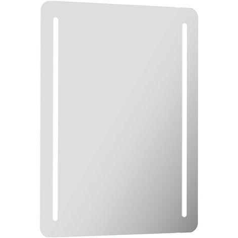 "main image of ""Mode Hawksmoor LED illuminated mirror 800 x 600mm with IR sensor & demister"""