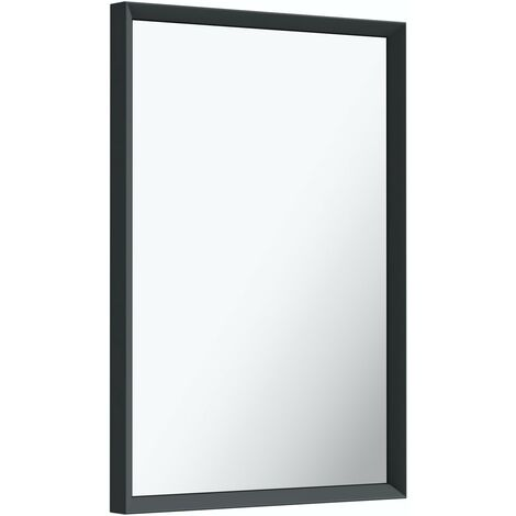 Mode Larsen grey gloss mirror 800 x 550mm