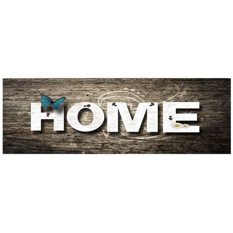 Mode «maison» tapis de sol en bois imprimé motif pour salon tapis de chambre lavable home decor tapis de cuisine