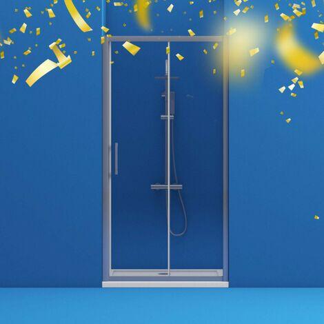 Mode Meier 8mm framed sliding shower door 1200mm