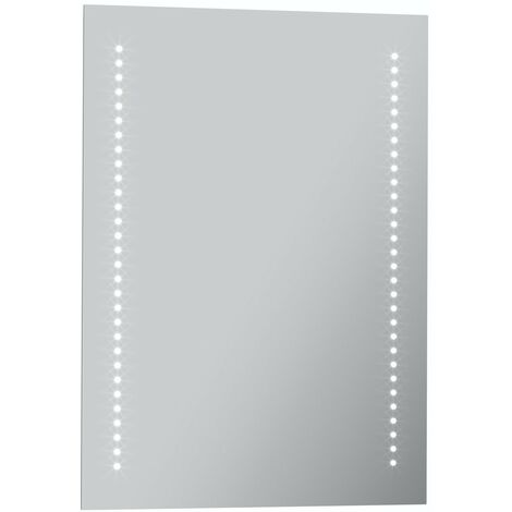 Mode Rodia LED illuminated mirror 700 x 500mm with demister & charging socket
