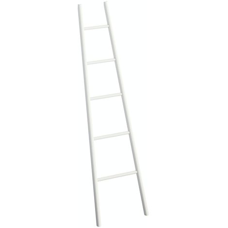 Mode South Bank white towel ladder 1827 x 490mm