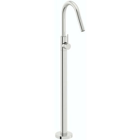 Mode Spencer freestanding side lever bath filler tap