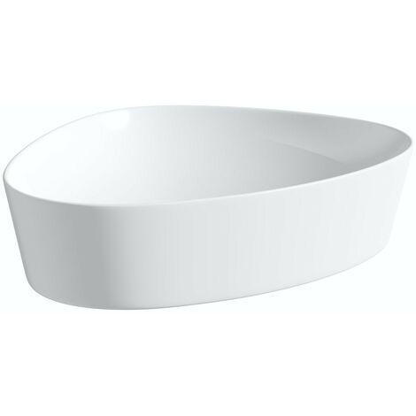 Mode Swan thin edge countertop basin 500mm