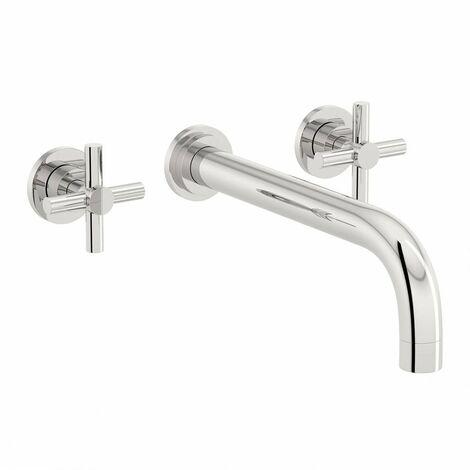 "main image of ""Mode Tate wall mounted bath filler tap"""