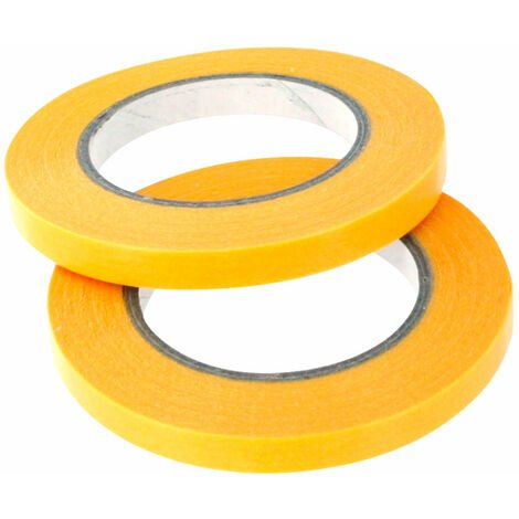 Model Craft PMA2006 Precision Masking Tape 6mm x 18m - Twin Pack