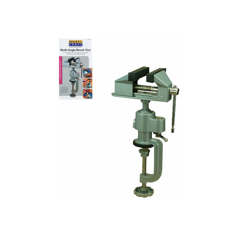 Image of Model Craft PVC7008 Multi-Angle Bench Vice