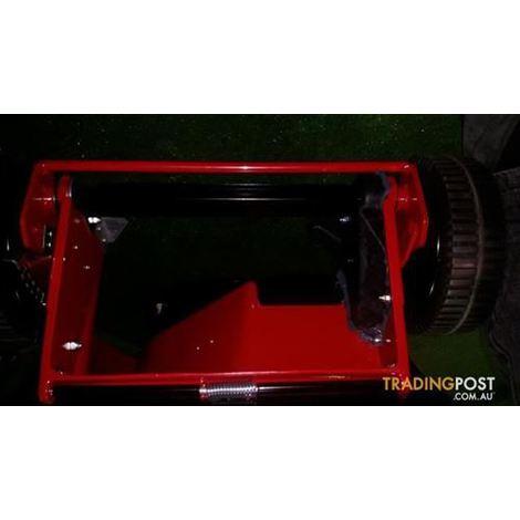 Modelo PRO CUT 560 - Cortacésped gasolina ROVER