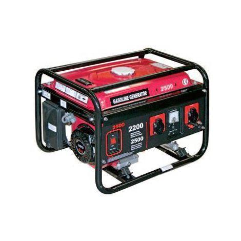 Modelo WM2500 - Generadores 4 Tiempos CAMON