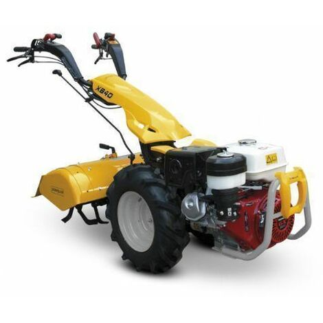 Modelo XB40 PowerSafe - Motocultor diesel PASQUALI (INCLUYE FRESA 80 CM)