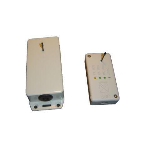 Modem Téléinformation EDF sans fils (XBEE version PRO) - 2 compteurs