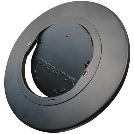 Modérateur noir O100 a 125