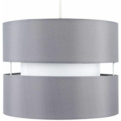 Modern 2 Tier Ceiling Pendant Light Shade