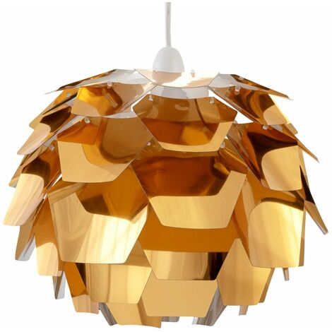 Modern Artichoke Design Ceiling Light Shade Easy Fit Pendant Lampshade